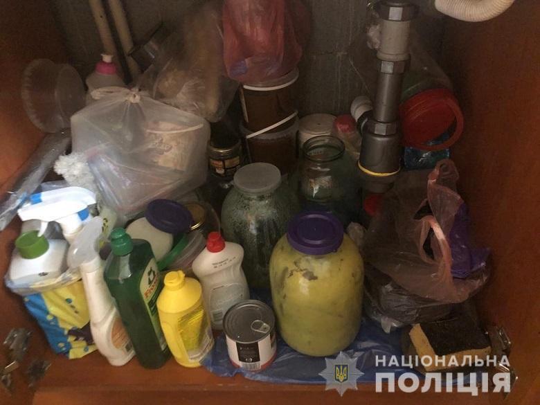 В Киеве полиция обнаружила нелегальный детский сад с антисанитарными условиями