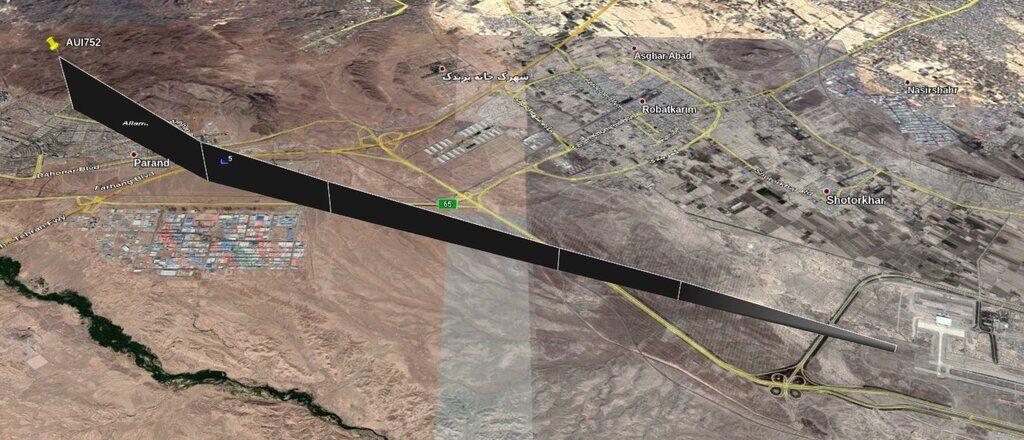 Експерт: літак МАУ збитий ракетою Тор-М1. Фотодокази