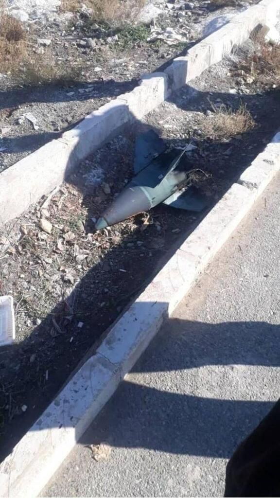 З місця аварії МАУ отримано ще одне фото ракети Тор-М1