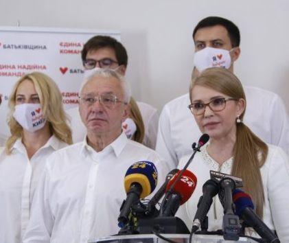 Кандидатка у депутати від ВО Батьківщина - Катерина Глімбовська за досить короткий термін часу змогла заслужити довіру своїх виборців-святошинців