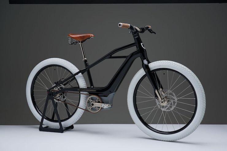 Harley-Davidson презентував свій перший електровелосипед. фото