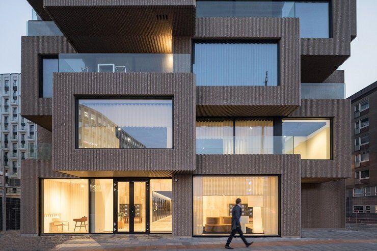 """Кращим хмарочосом у світі визнали """"панельний будинок для багатих"""" у Стокгольмі"""