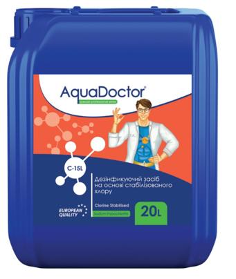 Гипохлорит натрия AquaDoctor C-15L