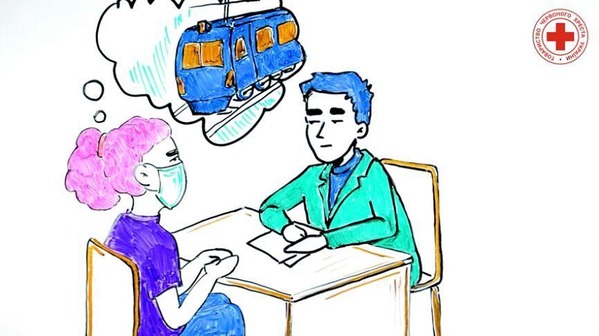 В Минздраве создали для украинцев мультфильмы про коронавирус