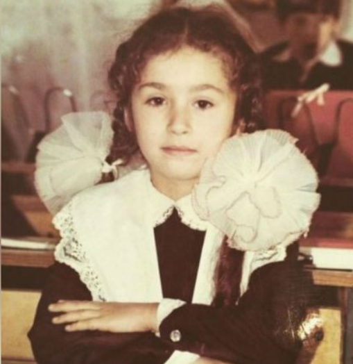 Світлана Лобода в молодості: архівні фото