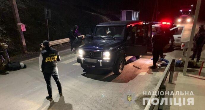 """Стрельба в Мукачево: Задержаны 7 человек, которые """"планировали установить контроль над регионом"""", видео"""