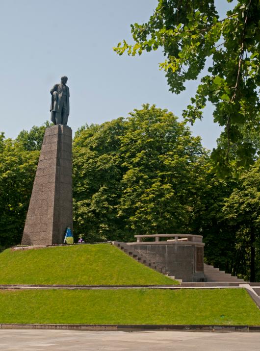 Від чого помер і де похований Тарас Шевченко