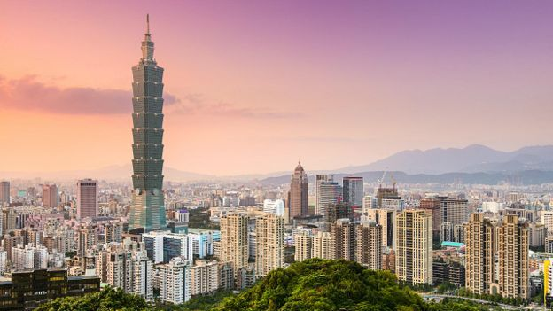 Восемь самых красивых небоскребов мира.