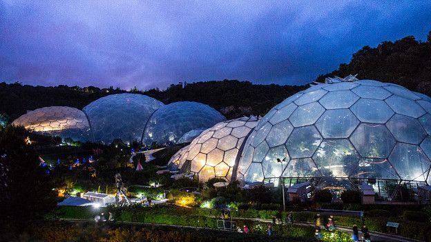 Девять удивительных зданий, вдохновленных природой
