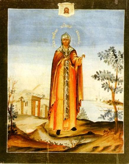 Свята Євдокія