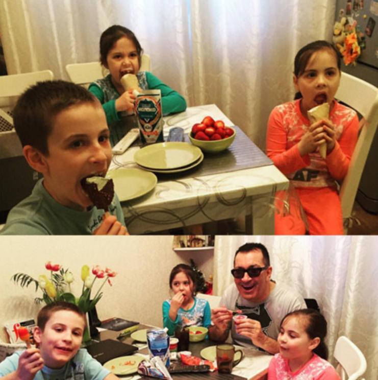 Александр Буйнов: сколько лет и что за страшная болезнь у него позади, жена и дети на фото вместе