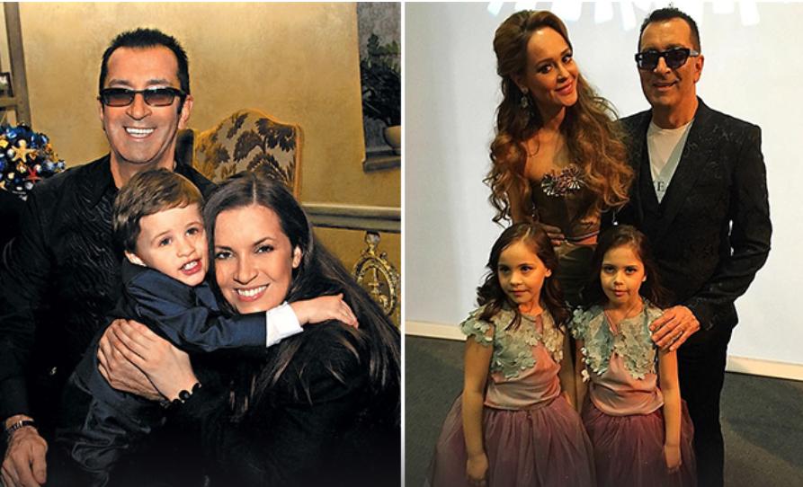 Олександр Буйнов: скільки років і що за страшна хвороба у нього позаду, дружина і діти на фото разом