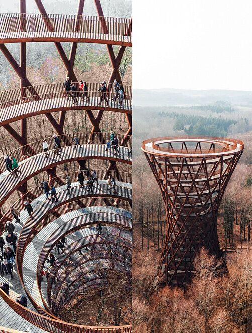 На 360°: відомі оглядові майданчики світу