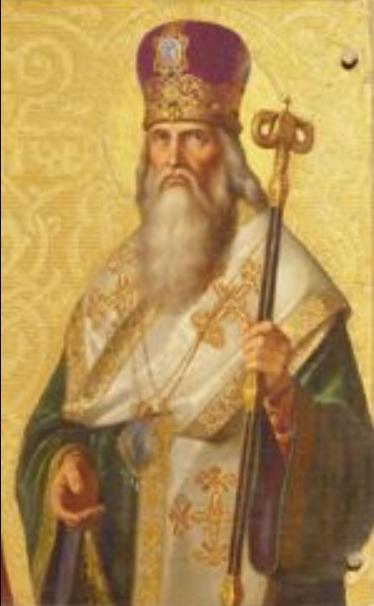 Патриарх Константинопольский Тарасий