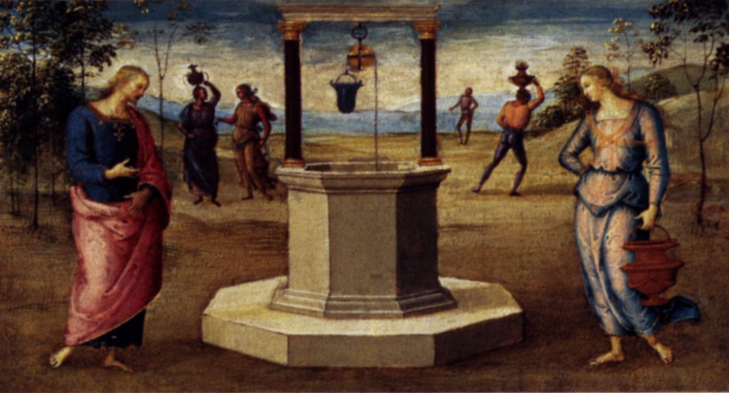 Ісус і Фотинія