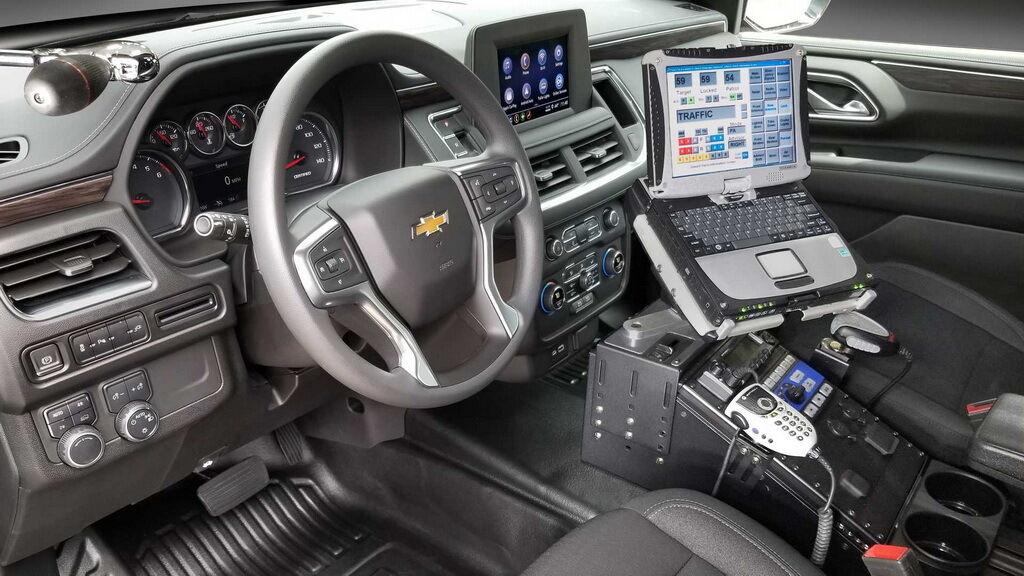 Новые Chevrolet Tahoe поступят на службу полиции