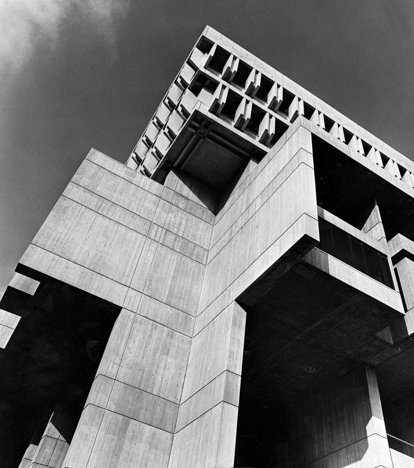 Брутально гарний смак: Декілька найвідоміших будівель у стилі бруталізму