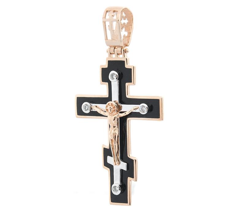 """Сакральные или декоративные женские золотые крестики: разницу между ними объясняет """"Оникс"""""""