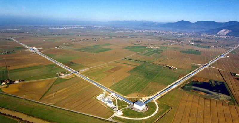 Лазерна лабораторія VIRGO в Італії