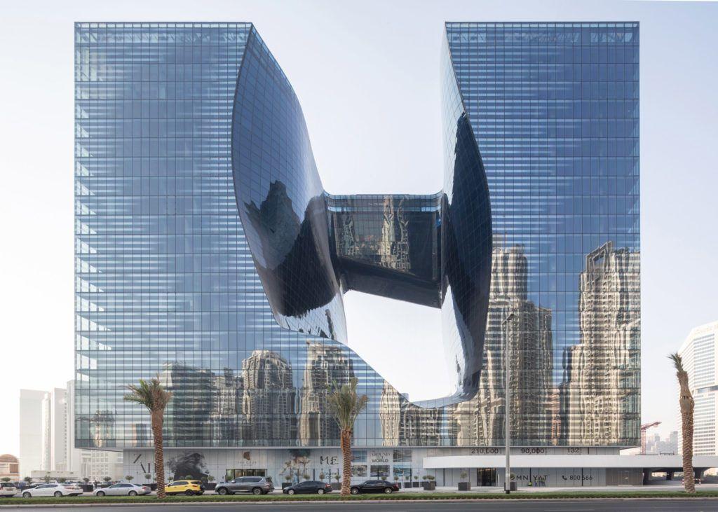 Будівля Захи Хадід отримала дві архітектурні премії