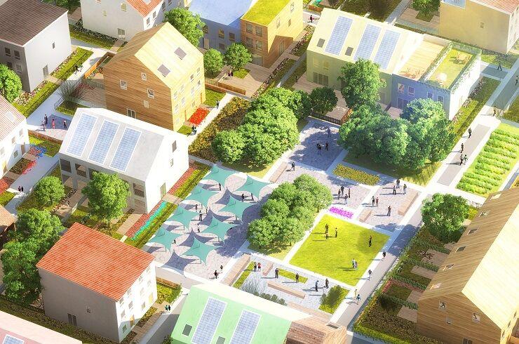 У Німеччині колишні військові казарми перетворять на житловий квартал