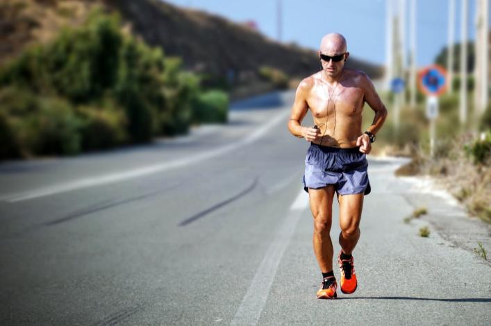 Бег трусцой для мужчин: польза и рекомендации