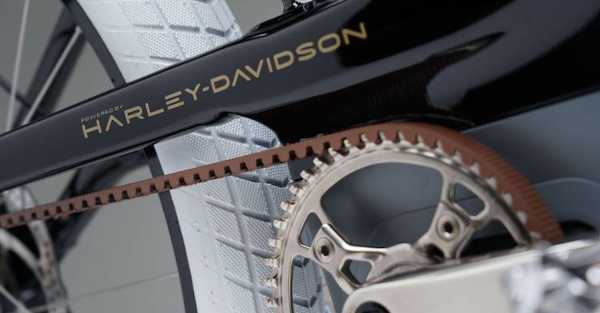 Harley-Davidson представил свой первый электровелосипед. фото