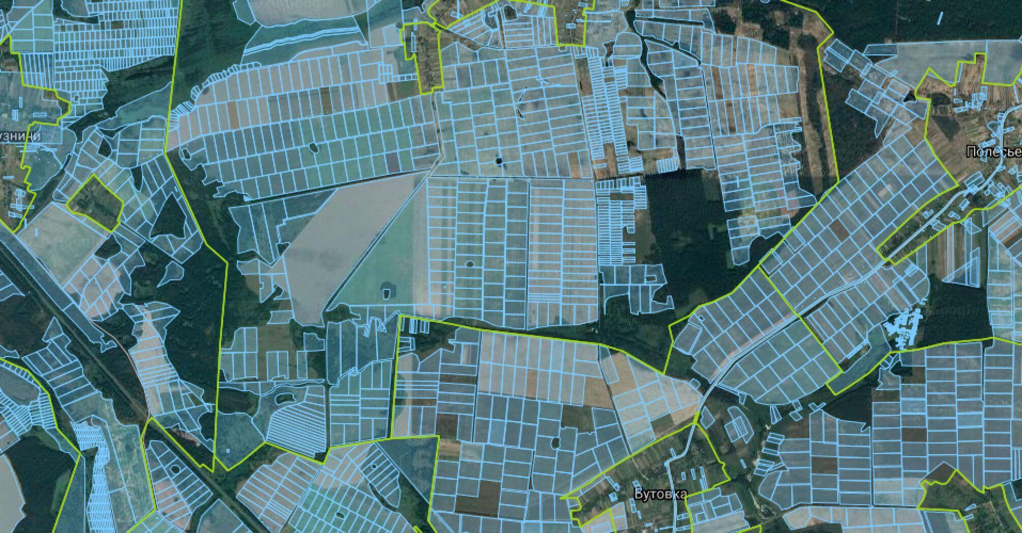 Выдержку из градостроительного кадастра отныне можно получить онлайн