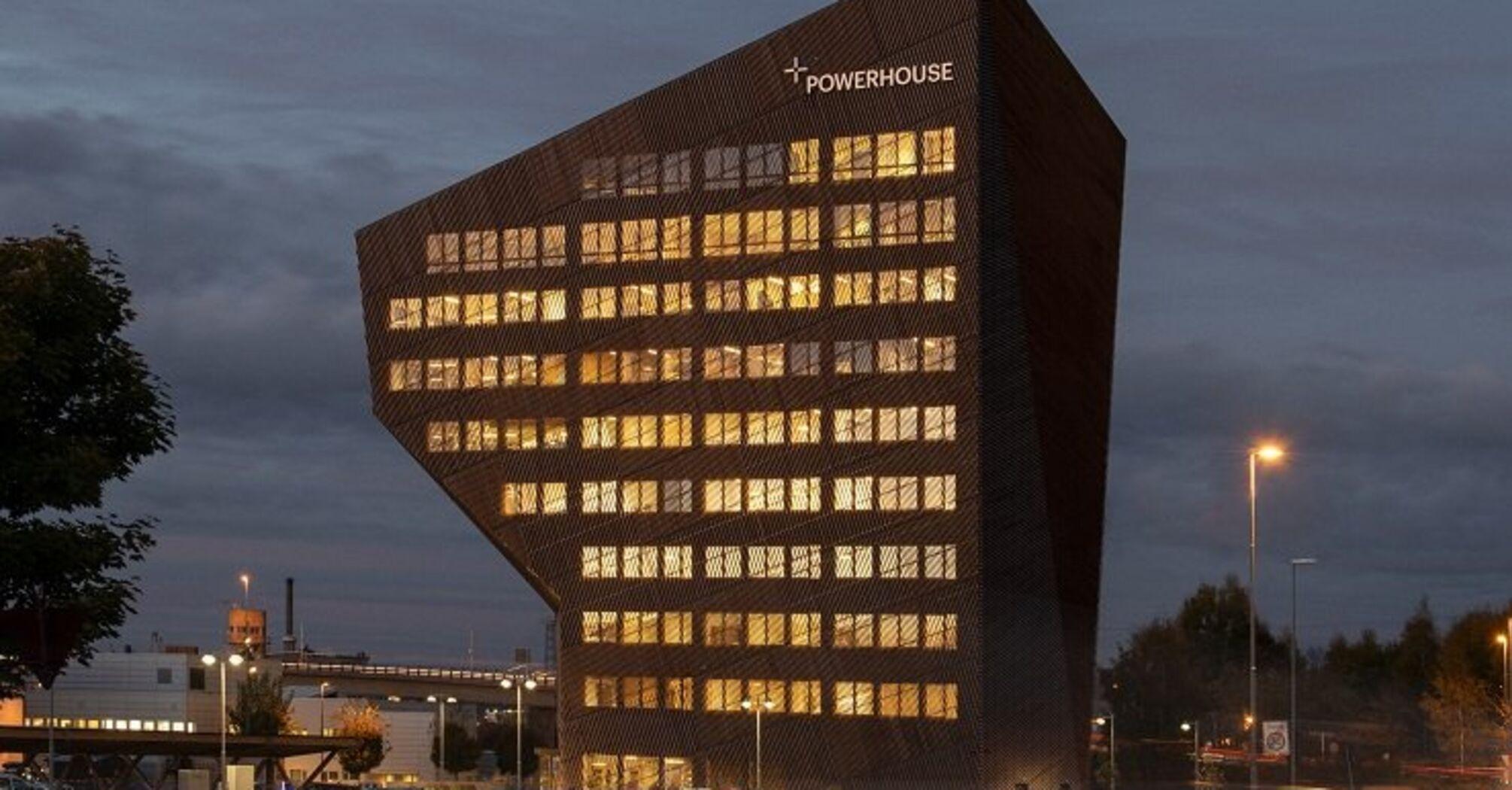 В Норвегии создали энергоэффективный офис, который производит больше энергии, чем потребляет