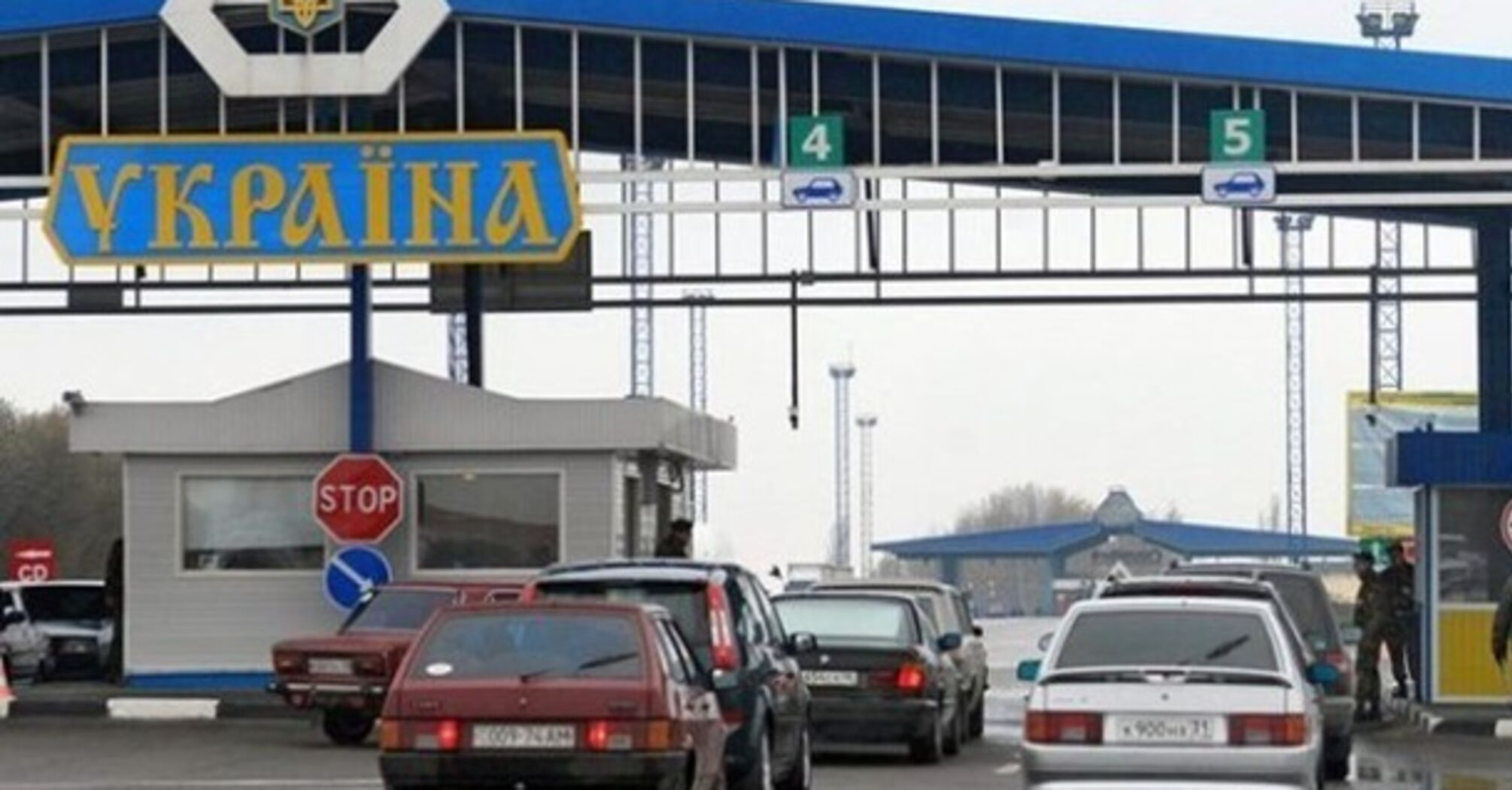 Умови в'їзду в Україну посилять