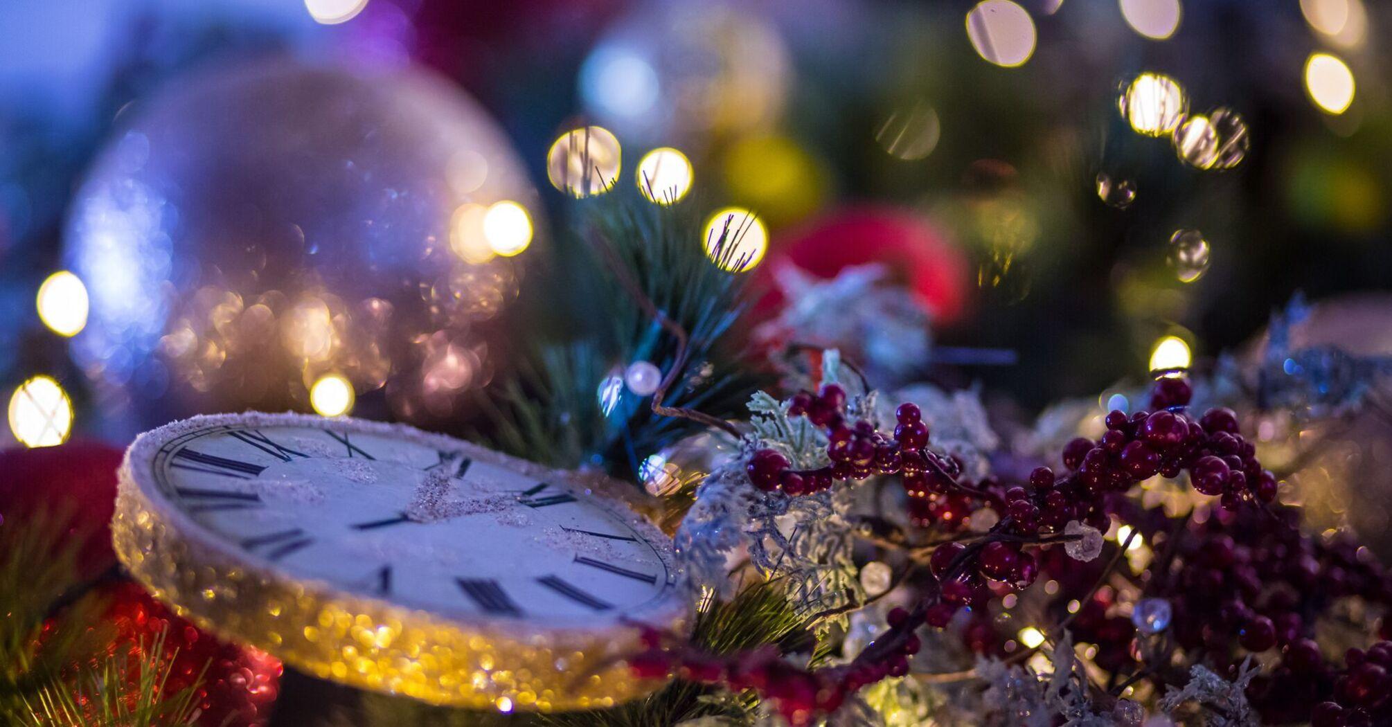 Новогодние выходные 2021: сколько будут отдыхать в Украине