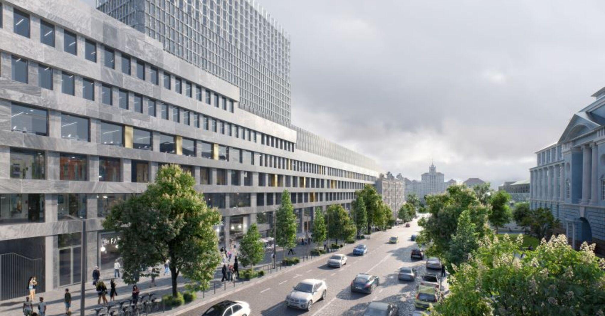 """""""Київпроект"""": як реновація будівлі змінить навколишній район та місто"""