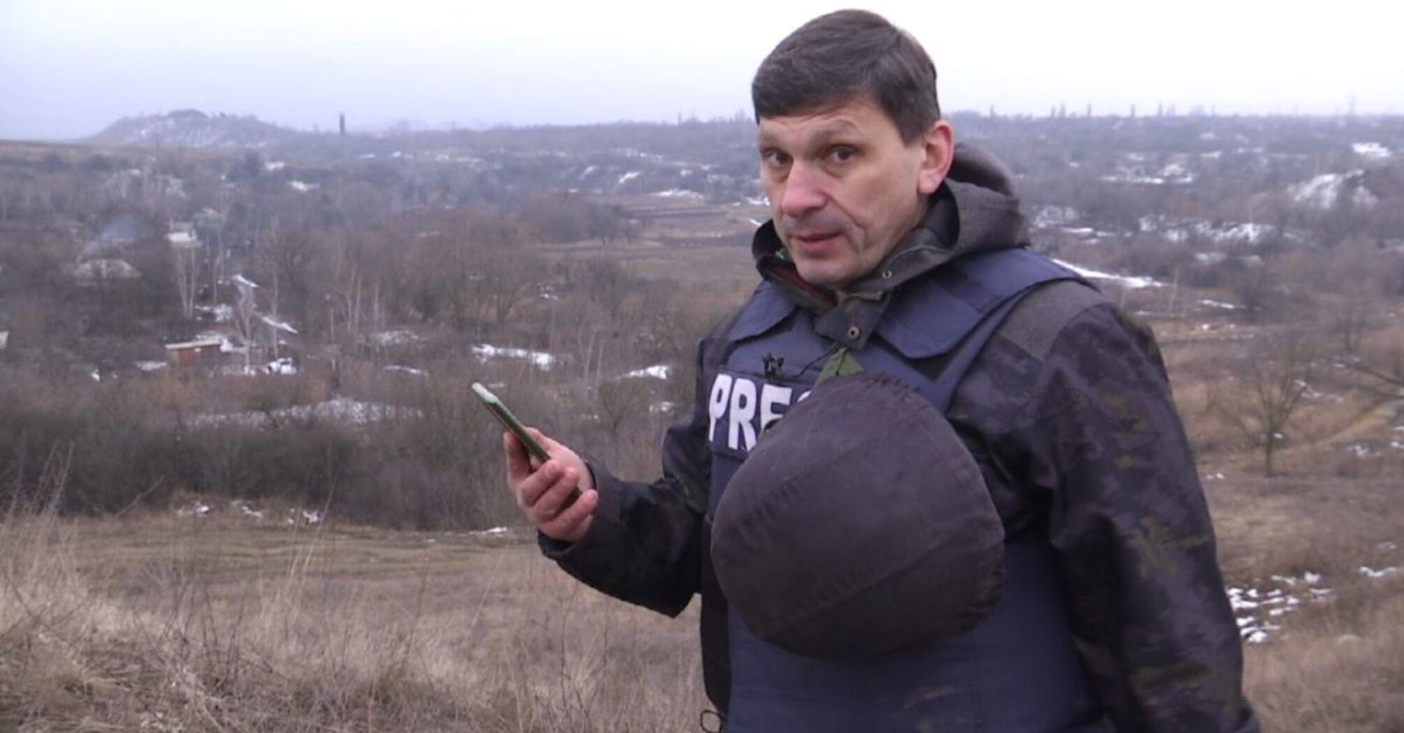 """""""Вот Золотое-4, ни единого сепара там не видели"""": журналист с передовой"""