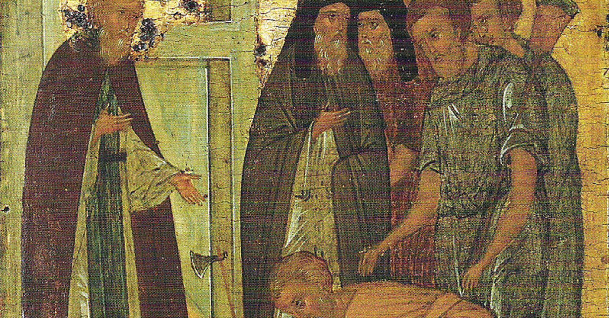 День ангела Дмитра: картинки і листівки для привітання на іменини