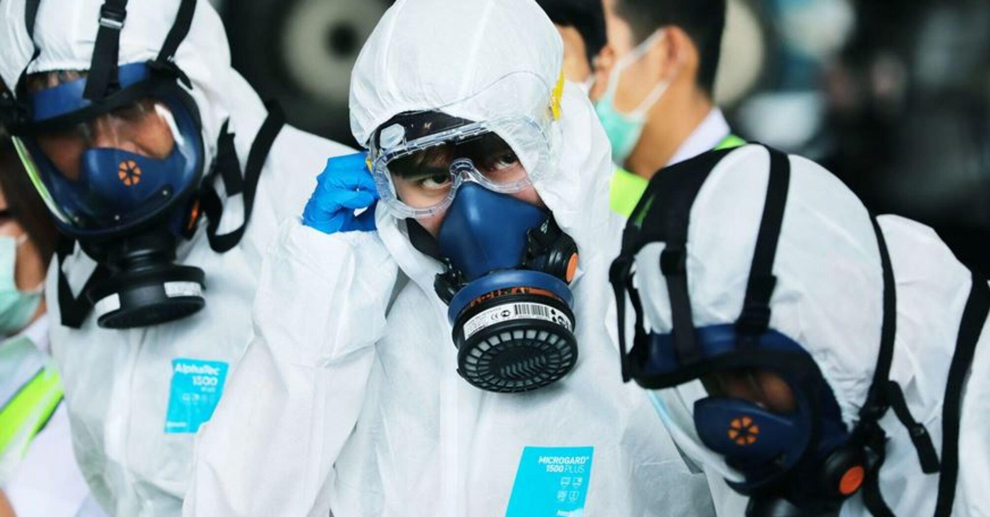 Эпидемия коронавируса: Украина вводит новые правила безопасности