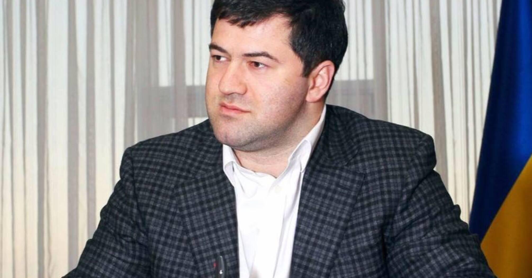 Апеляційний Суд визнав протиправним та скасував розпорядження КабМіну про звільнення Насірова з посади голови ДФС