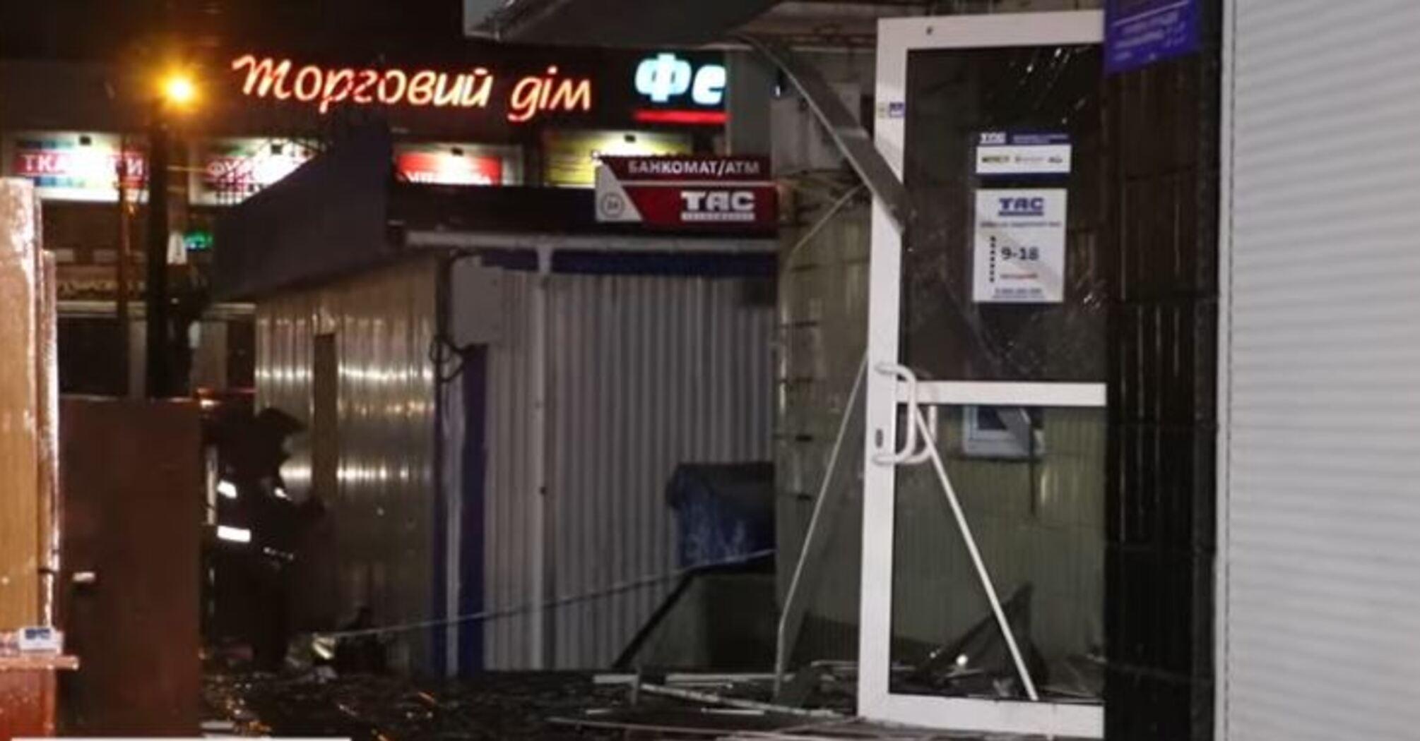 В Деснянском районе Киева злоумышленники устроили взрыв: что случилось