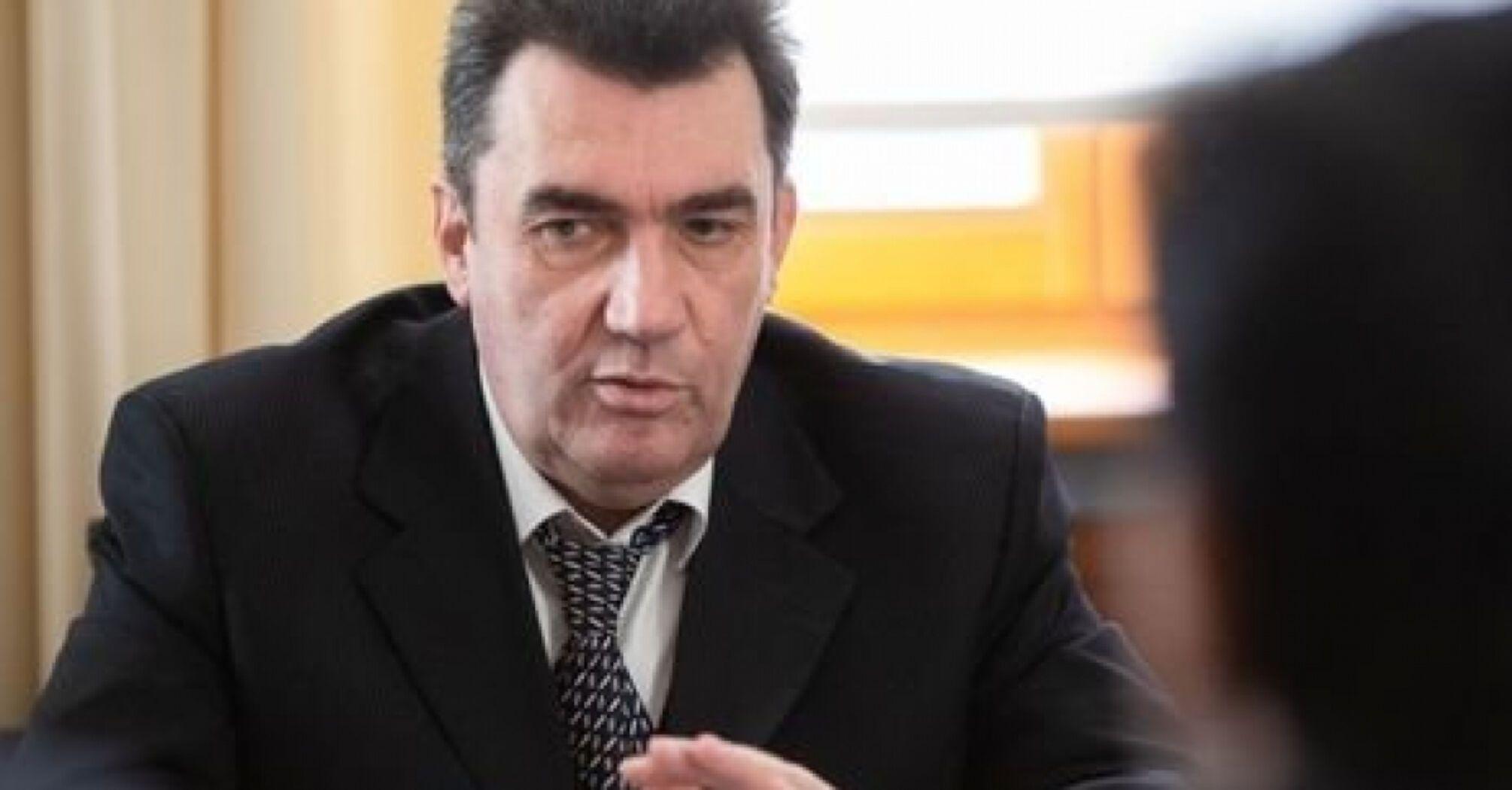 Секретар РНБО розповів, хто може бути у спільних патрулях на Донбасі
