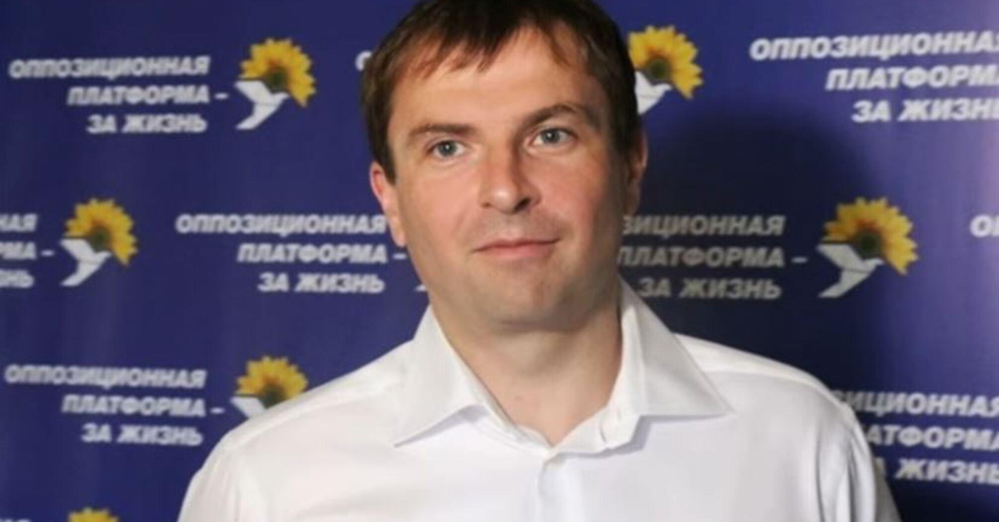 Депутат ОПЗЖ Христенко прогулял в Москве $1 млн в компании криминального авторитета, видео