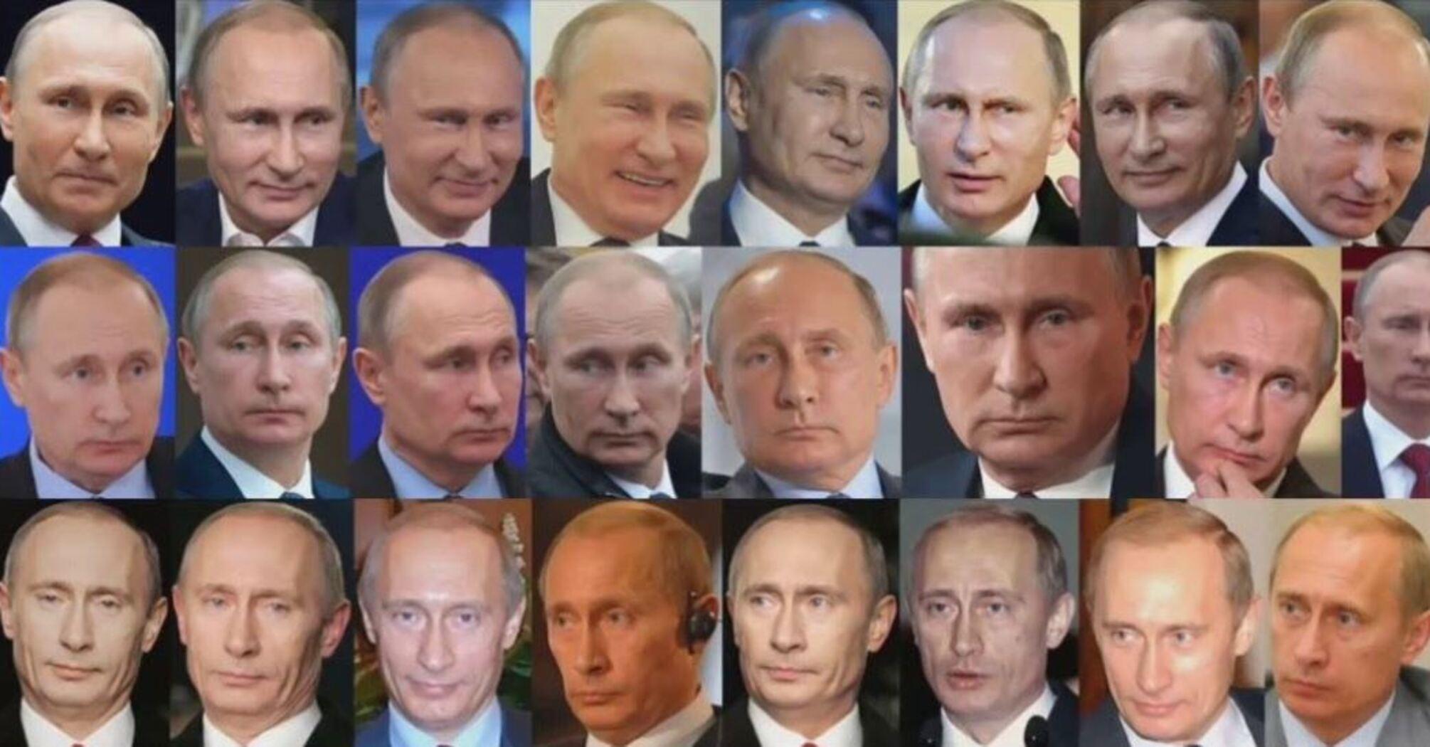 Путин рассказал про двойников