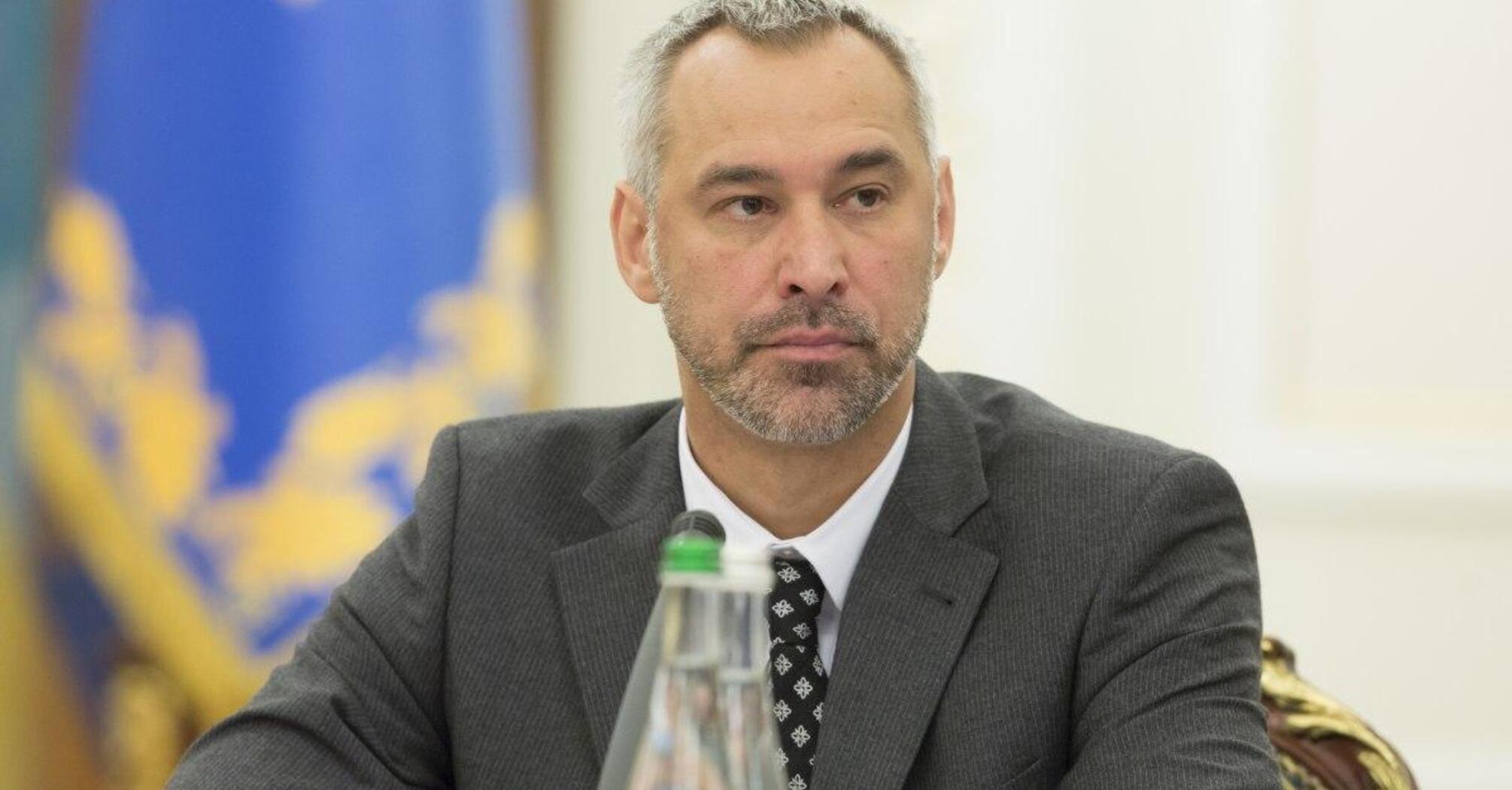 Дело о бронежилетах: Рябошапка мог убрать прокуроров, которые должны были вручить подозрение экс-замглавы Минобороны Шевчуку