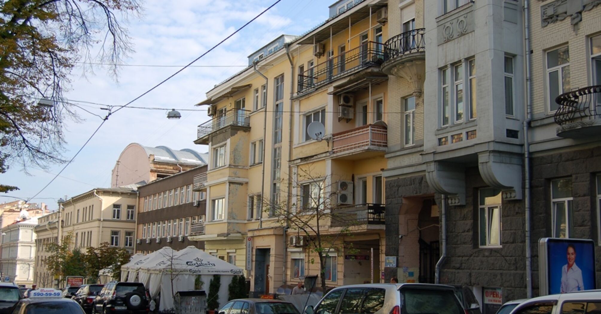 24 будинки в Києві пропонують визнати об'єктами культурної спадщини
