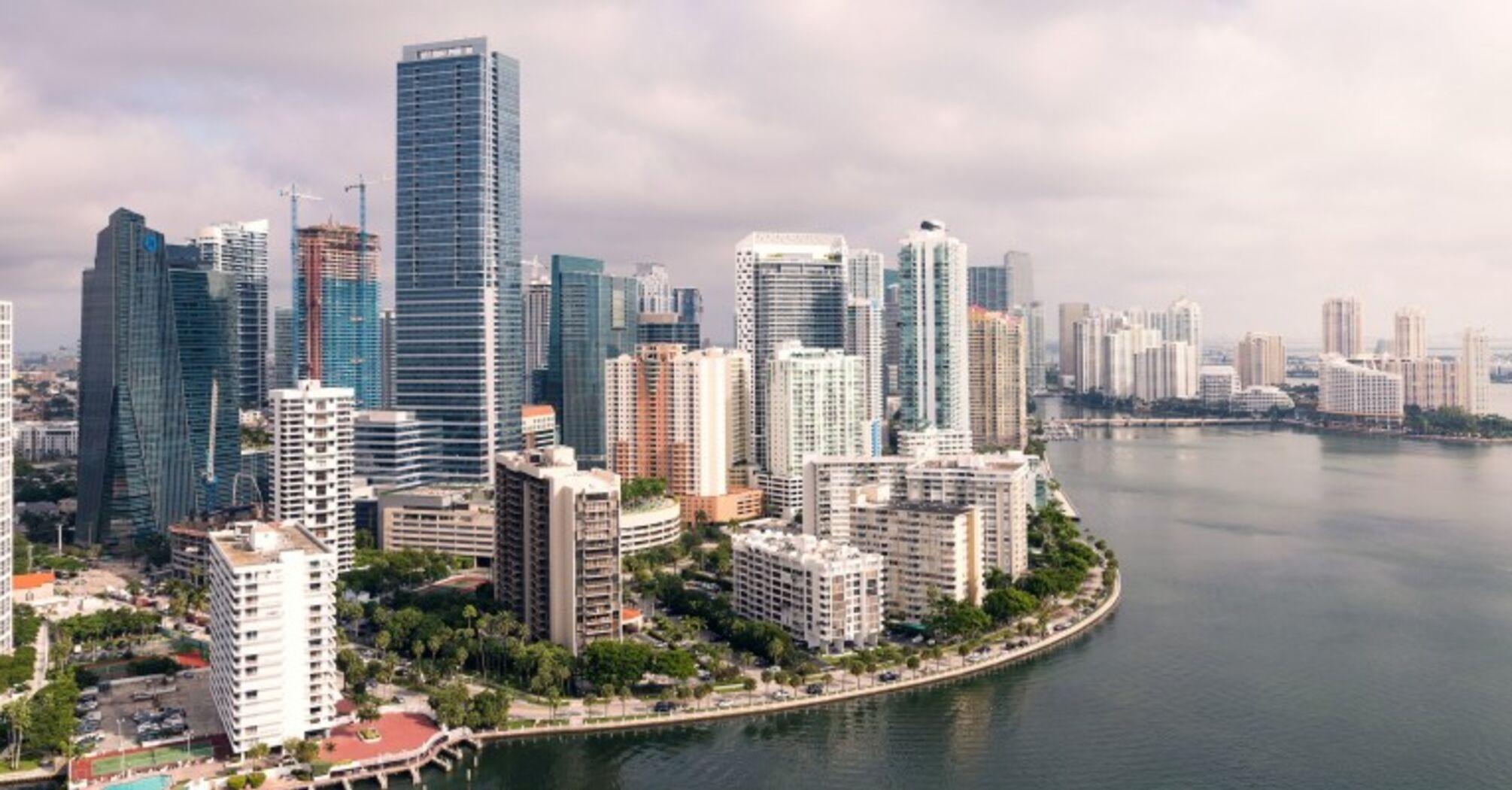 В Майами хотят повысить налог с продажи недвижимости для иностранцев