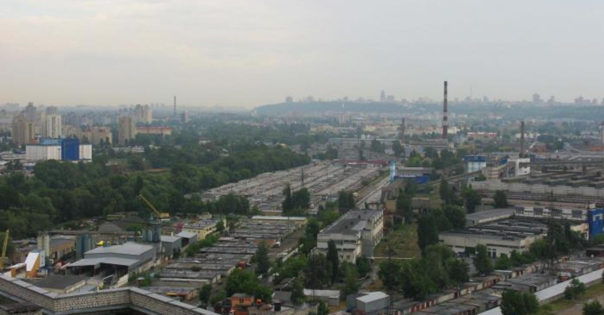 КМДА дозволила реконструкцію будівель заводу залізобетонних виробів на Куренівці