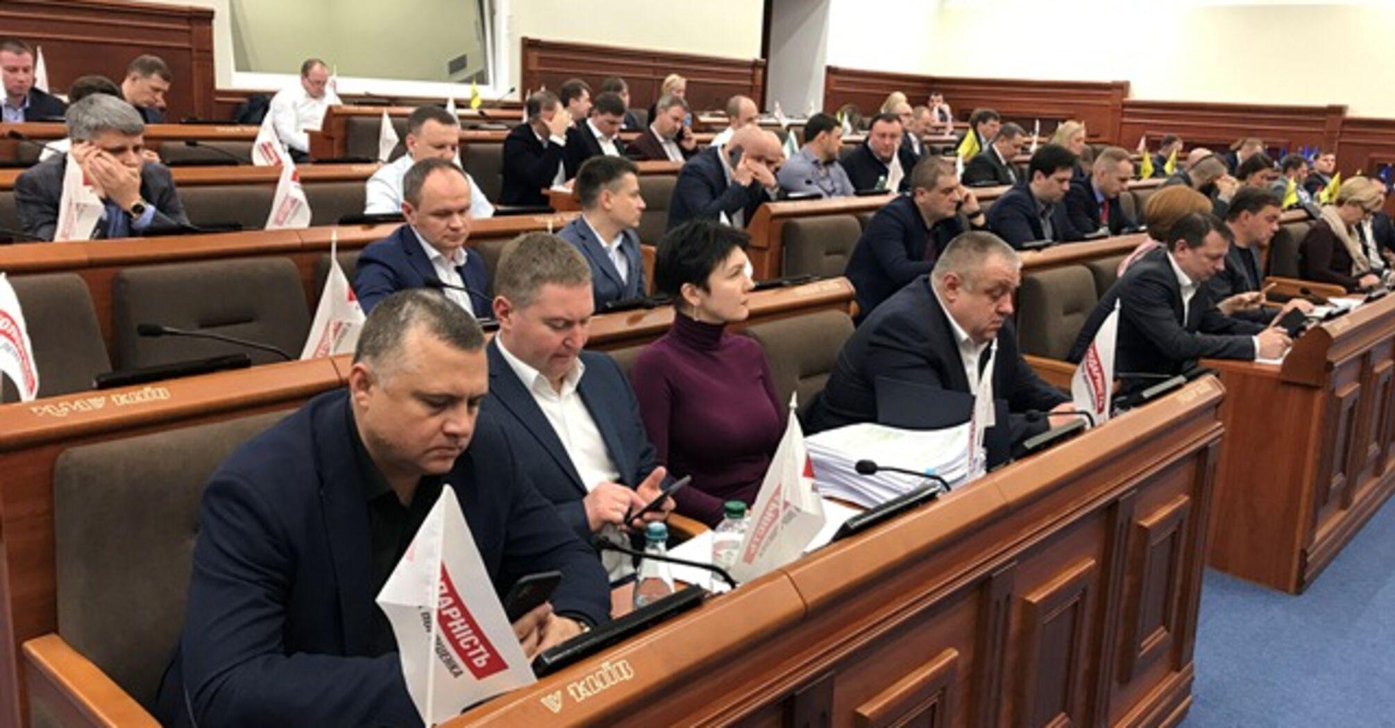 У Києві розірвали договори оренди землі на Подолі з посольством РФ