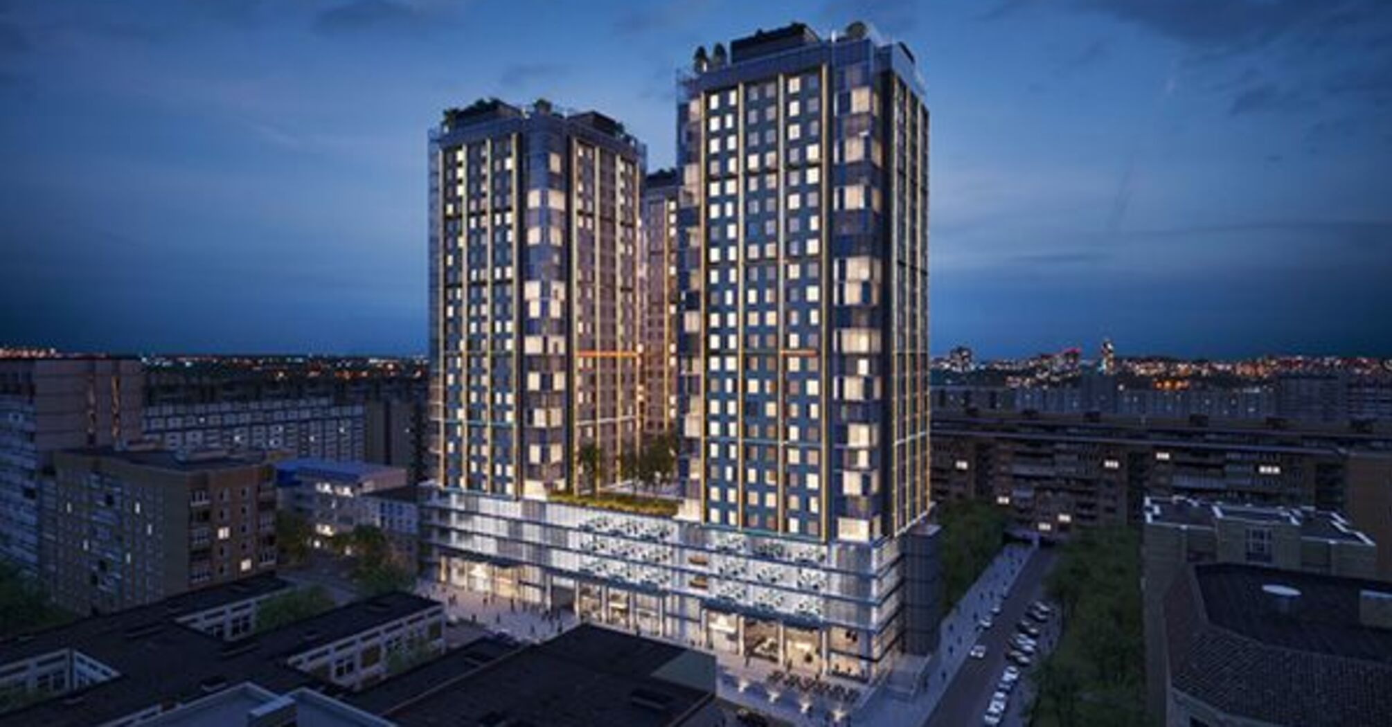Ціна на нерухомість в Києві підвищиться до європейських рівнів.