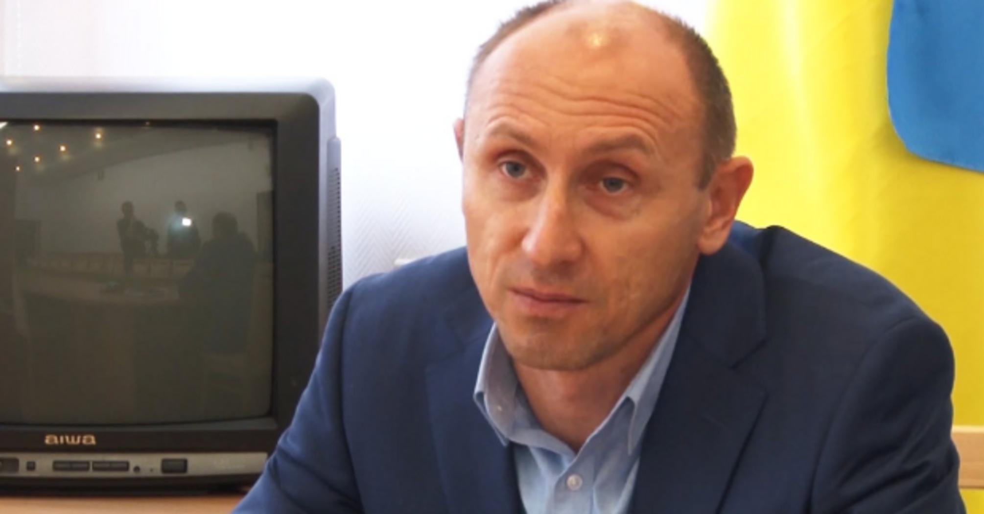 Игорь Безрук