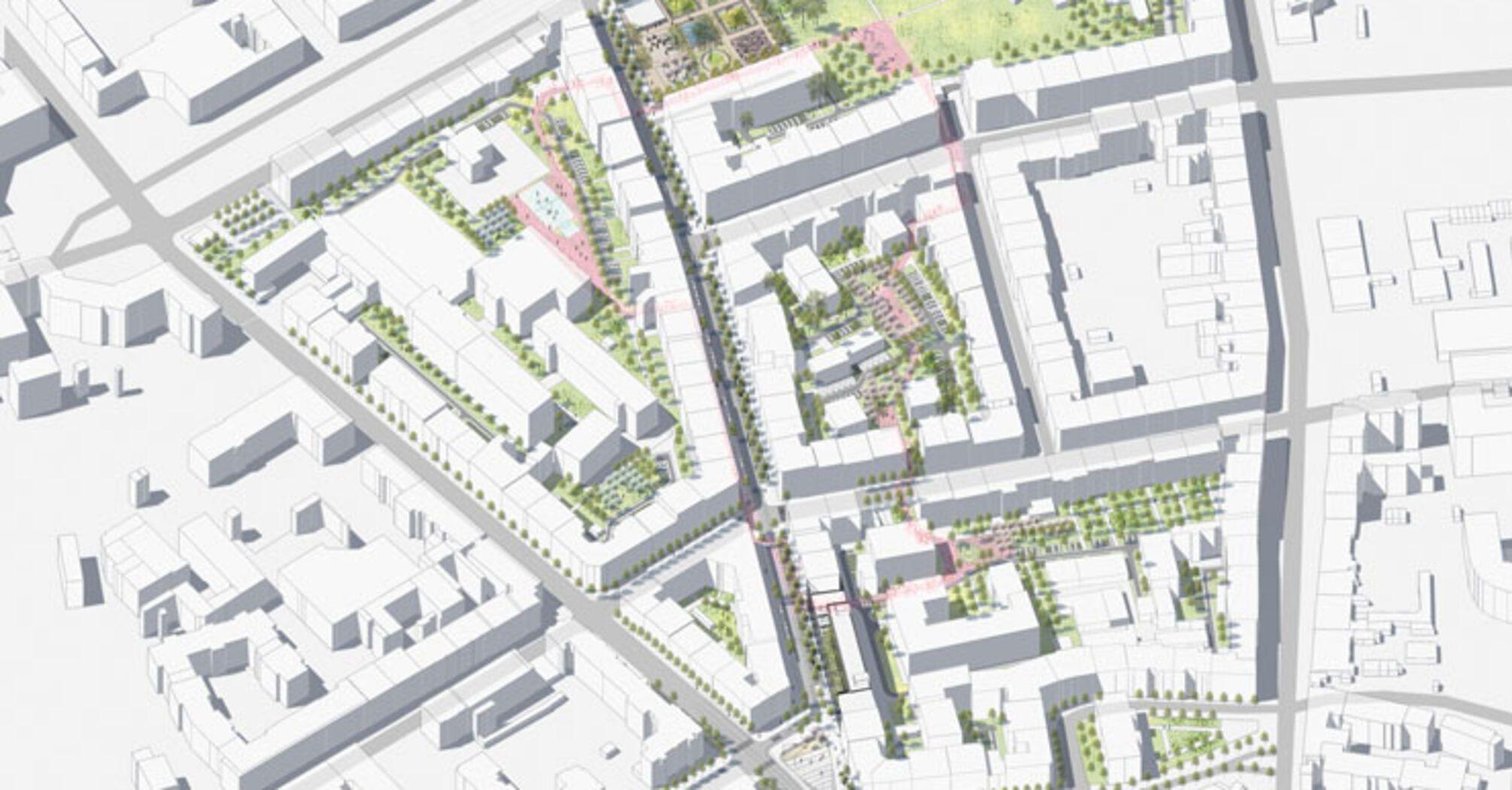 Українські архітектори отримали приз за проєкт реконструкції вулиці в Польщі