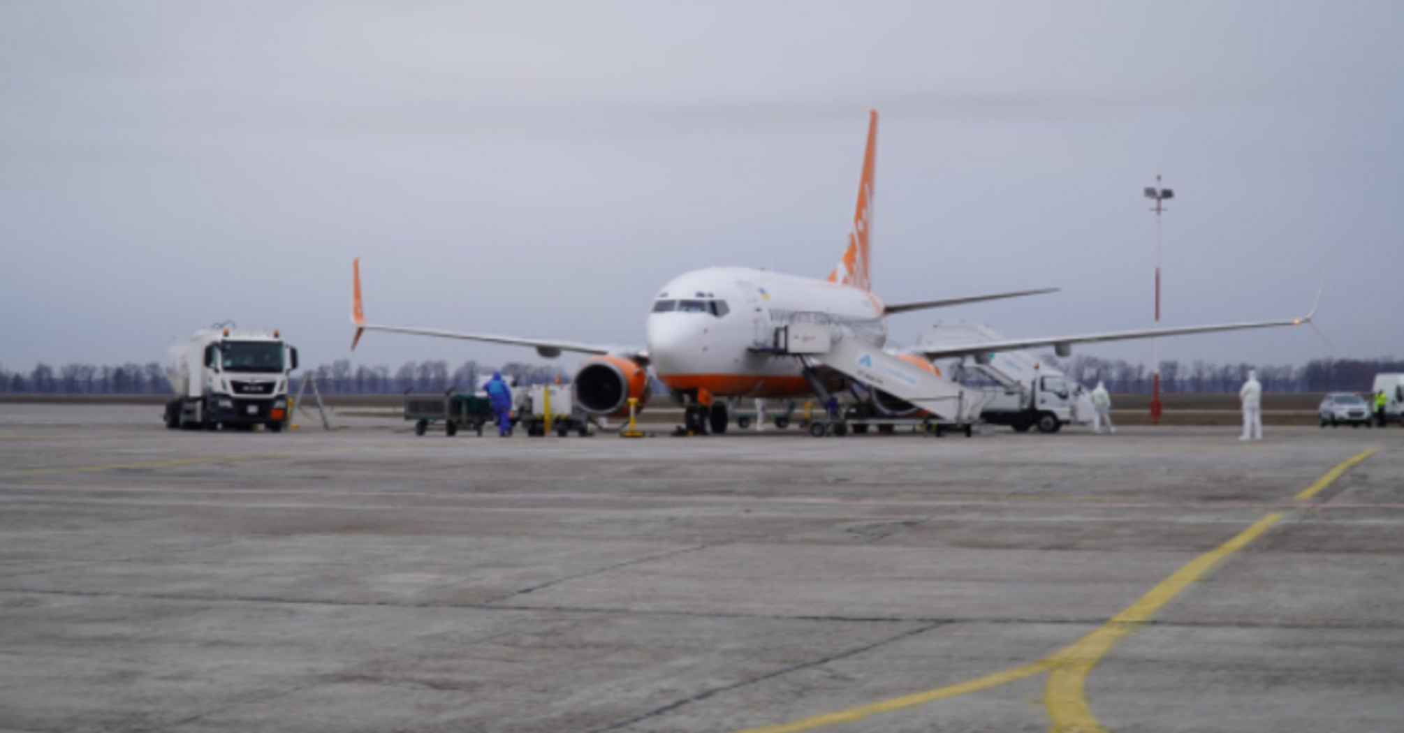 Как авиакомпании будут возобновлять рейсы в Украину
