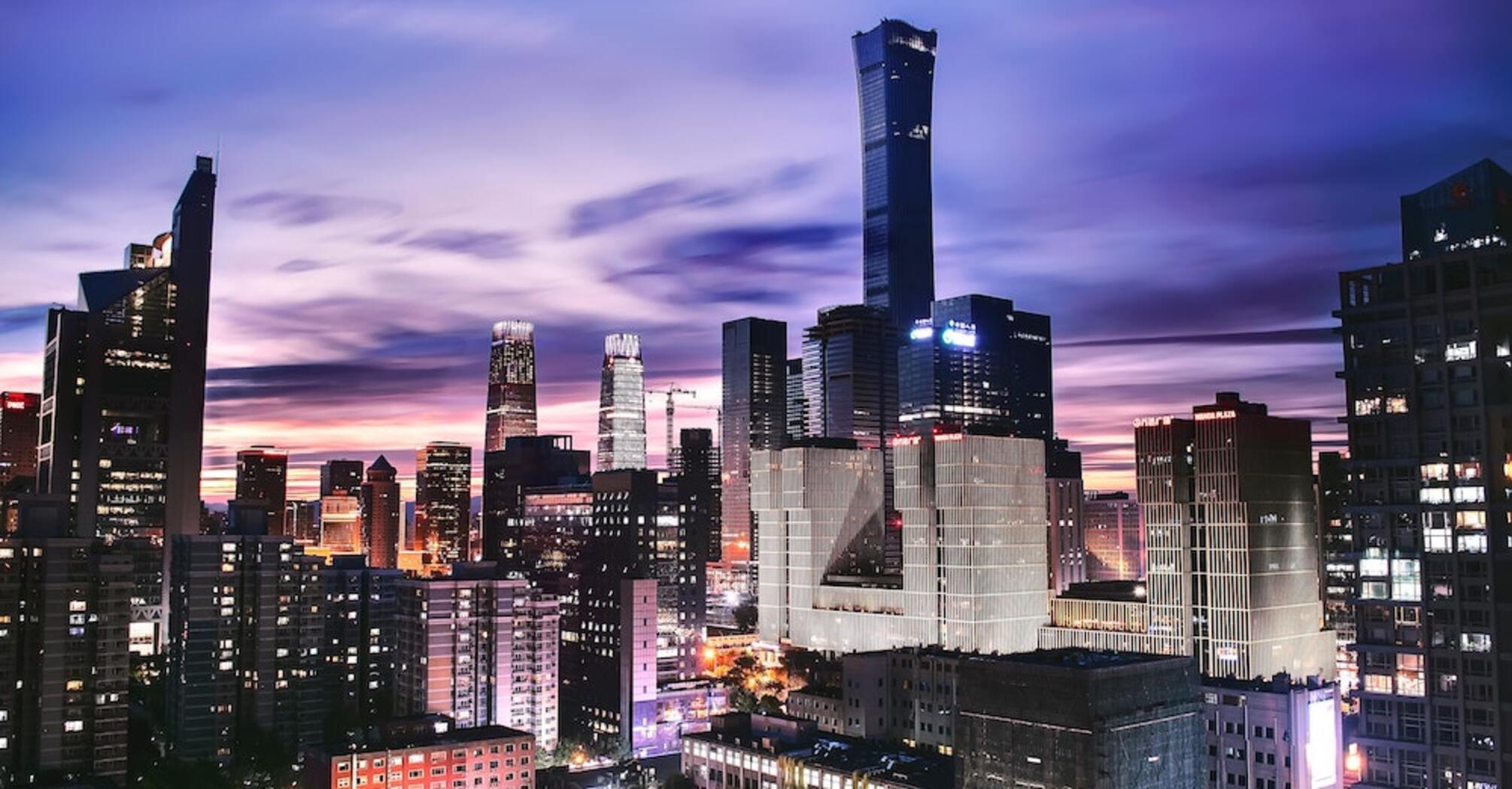 STR: готельний бізнес Китаю відновлюється